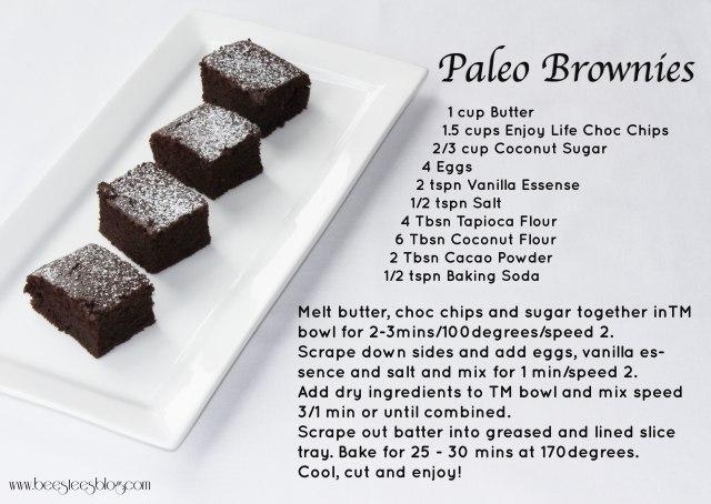 Brownie-recipe