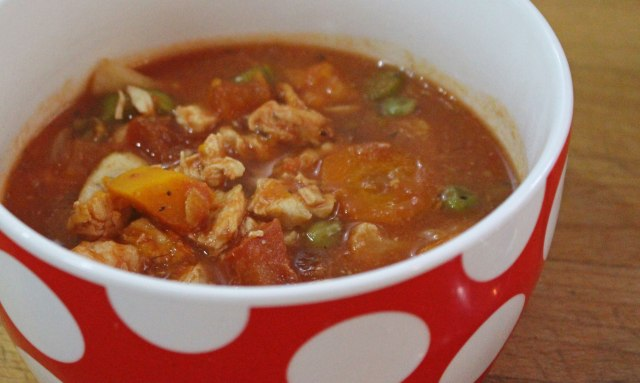 Slow Cooked Hearty Vegetable Soup by Evolved Paleo
