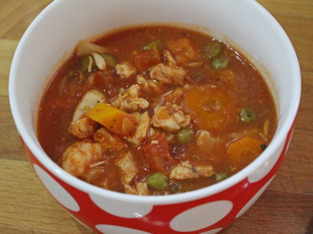 Evolved Paleo's Slow Cooker Hearty Vegetable Soup